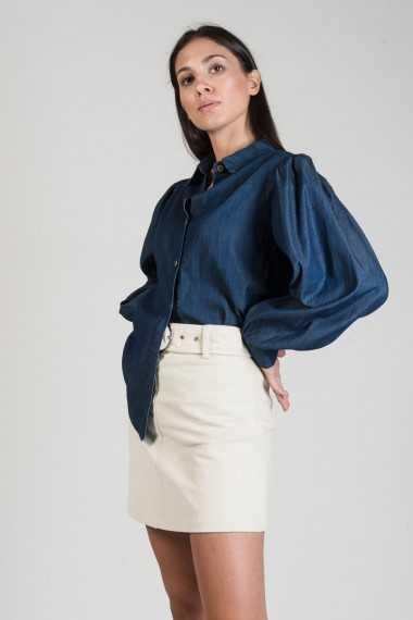 Celeste Denim Shirt