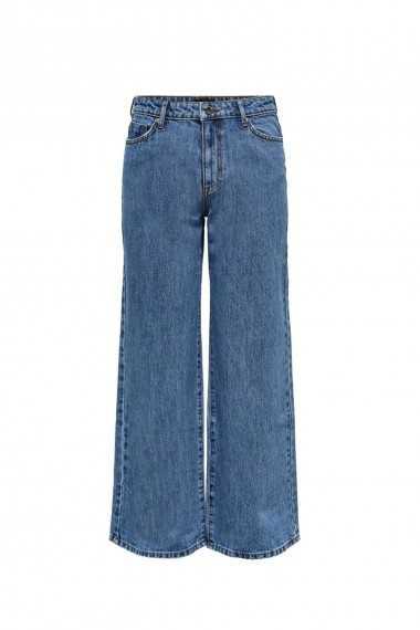 Wide Ankles High Waisted Jeans
