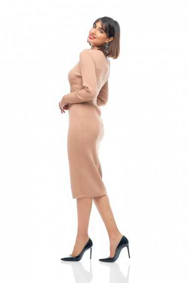 Stacey Bandage Midi Dress