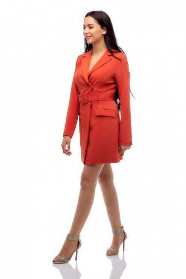 Ellaria Belted Blazer Dress