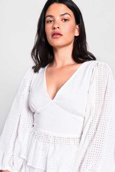 Tilly top (White)