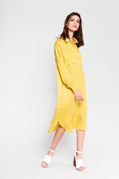 Marnie Shirt Dress