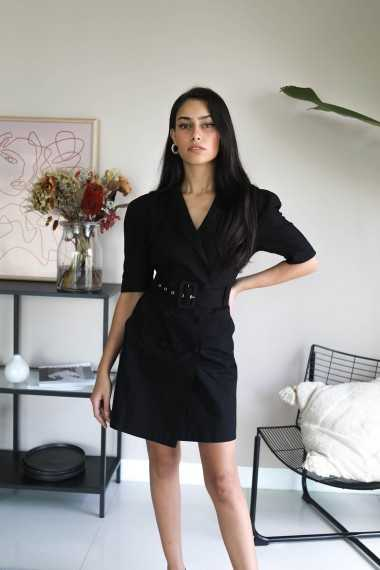 Belmont Dress (Black)
