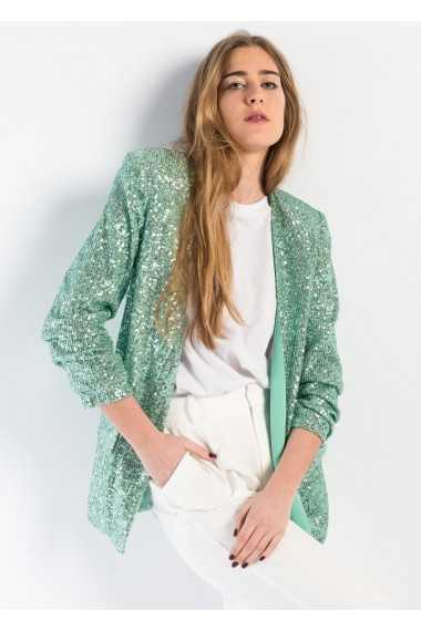 Sequinned Blazer