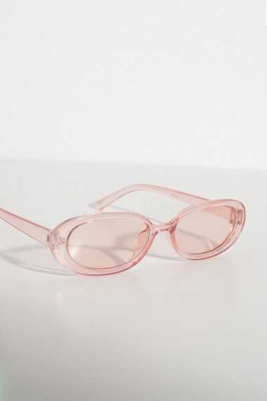 Penny Retro Sunglasses (Pink)