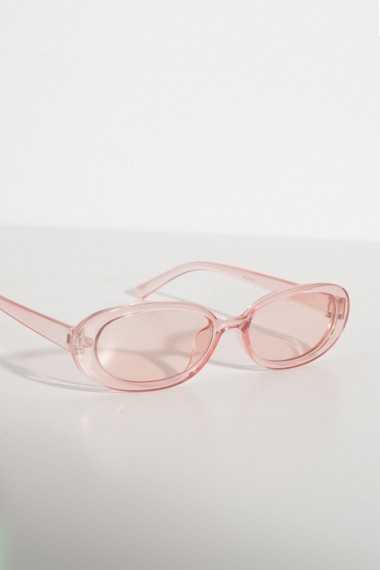 Penny Retro Sunglasses (Pink)